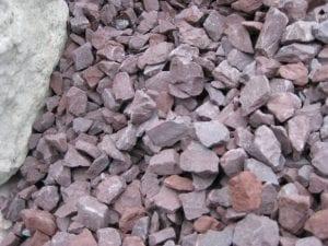 barnyard red stone